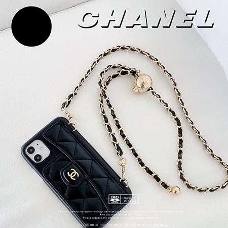 アイフォン 8レザーカバーchanel