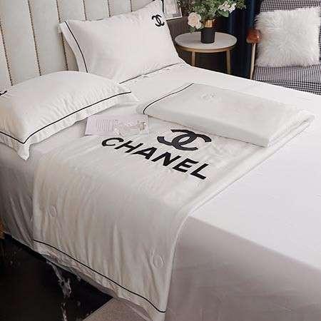 chanel寝具セット 手触りがいい
