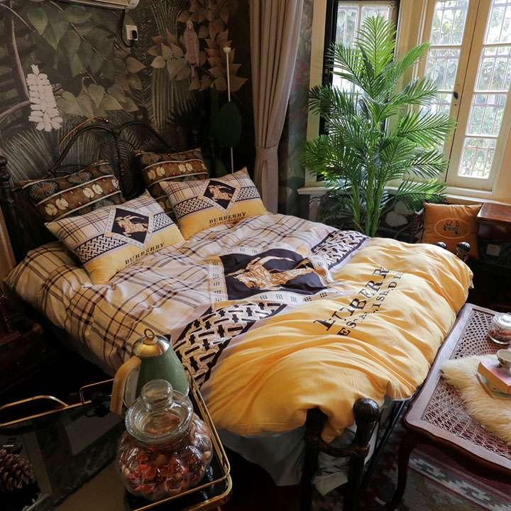 Burberry寝具セット