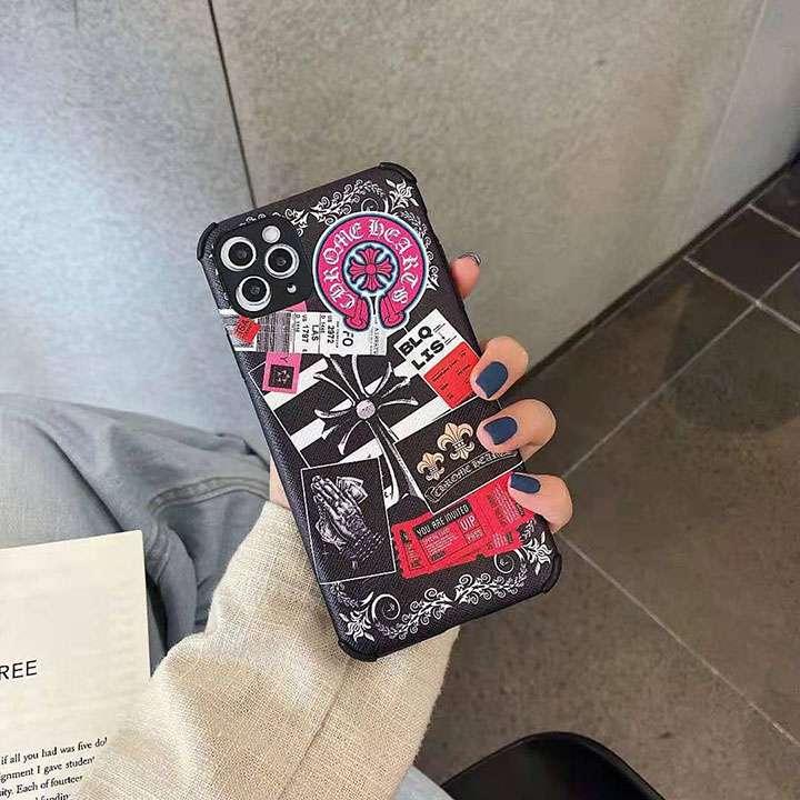 アイフォン 13 mini携帯ケース流行りChromeHearts