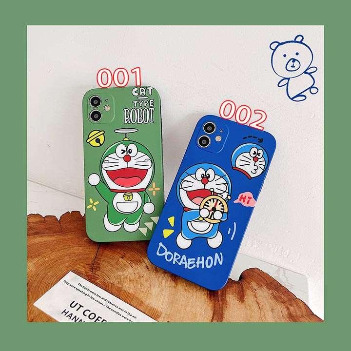 アニメ風 保護ケース Doraemon アイホン12 プロマックス