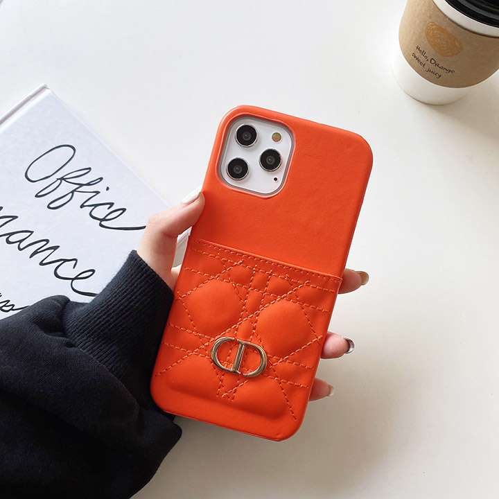 刺繍 保護ケース Dior iphoneX/XS