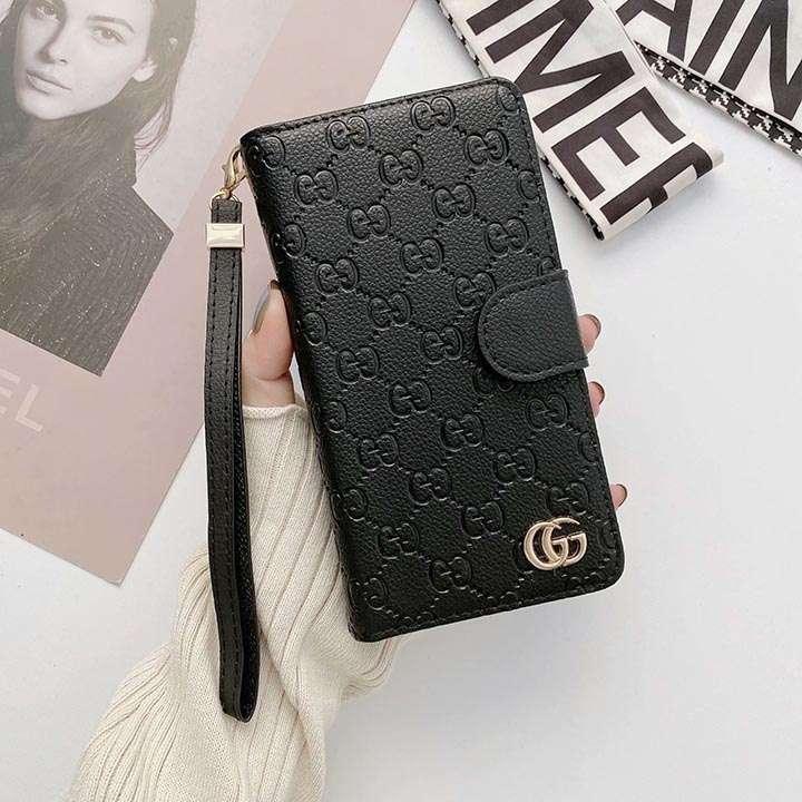 gucci iphone13promax/13 mini 保護ケース 金具ロゴ付き