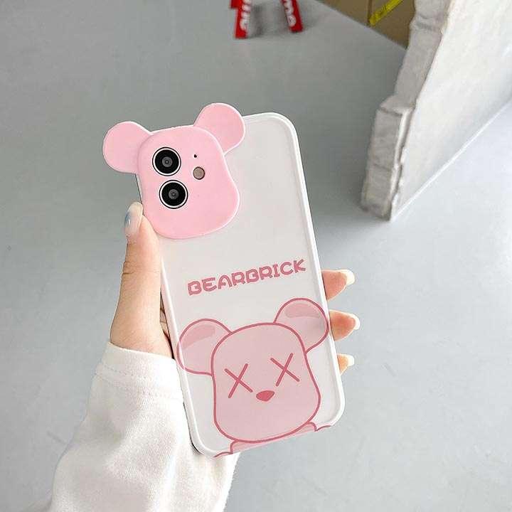 送料無料 Bearbrick ケース iphone13 pro